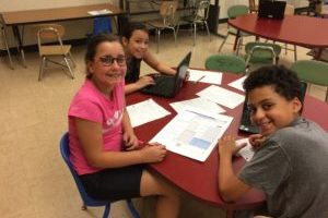 Students Shine in Summer Learning – United Way of Rhode Island article