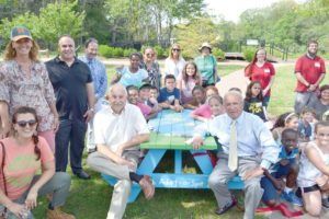 Local children help beautify Cricket Field – Johnston Sunrise article