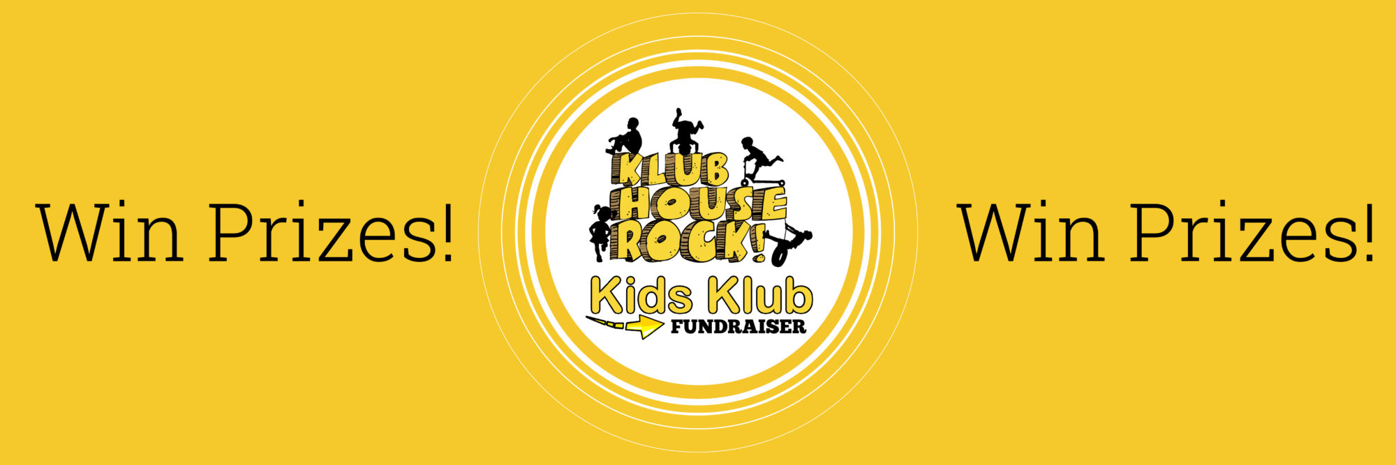 Klub House Rock! fundraiser – raffles & silent auctions