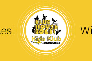 Klub House Rock! fundraiser – raffles & silent auctions