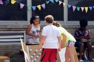 North Providence Kids Klub HSLI summer program Culminating Event