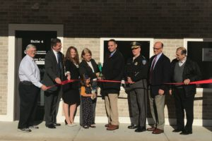 Home Office Grand Opening / Ribbon Cutting