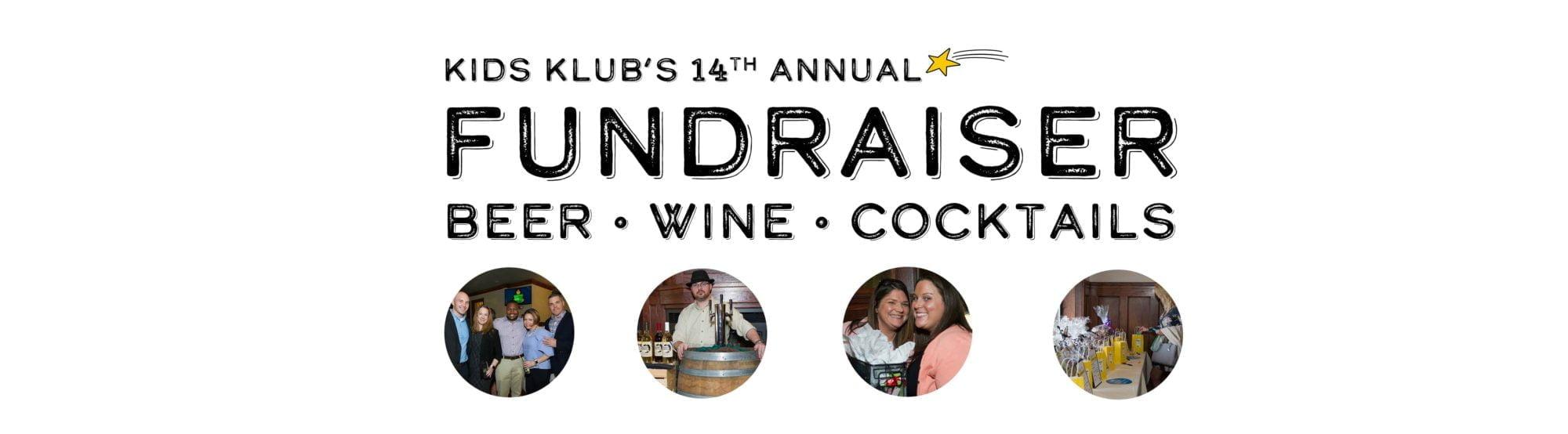 Annual Fundraiser – Klub House Rock!